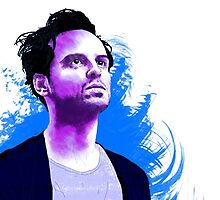Andrew Scott by hologarithm