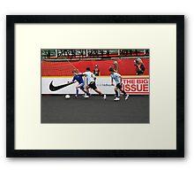 2008 Homeless World Cup Framed Print