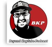 Beyond Kayfabe Podcast - Kentucky Fried Metal Print