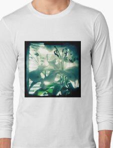 White lilies photograph Long Sleeve T-Shirt