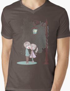 Young Love Mens V-Neck T-Shirt