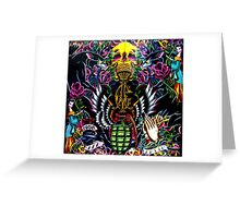 Ed Hardy Shop in Melbourne Greeting Card