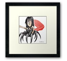 Spinelli Framed Print