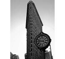 Flatiron Building Photographic Print