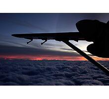Arkansas Sunset Photographic Print
