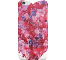 Wild and Unruly - Heart iPhone Case/Skin