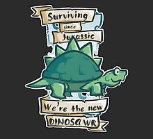 Turtle new dinosaur by Arry