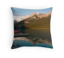 Lake Louise Series 1 Throw Pillow