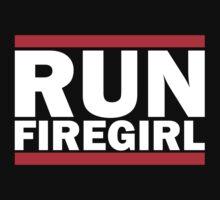 Hunger Games - Run Firegirl by beloknet