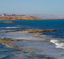 sea scape- Port Noarlunga by janfoster