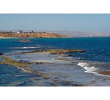 sea scape- Port Noarlunga Photographic Print
