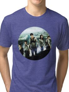 the gladers Tri-blend T-Shirt