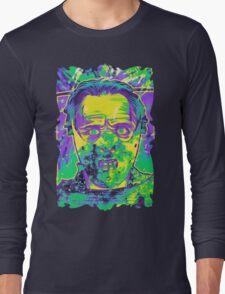 Neon Horror: Hannibal  Long Sleeve T-Shirt