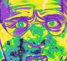 Neon Horror: Hannibal  Sticker