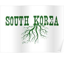 South Korea Roots Poster