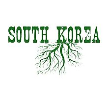 South Korea Roots Photographic Print