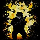 The Last Ape by 10813Apparel