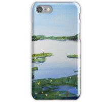 Blue Gill Spot iPhone Case/Skin
