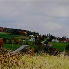 Route 120 Vermont by Deborah  Benoit
