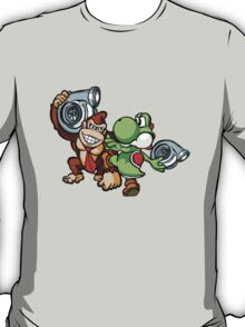 Boosted DK and Yoshi T-Shirt
