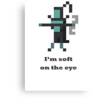 Phantom Assassin - I'm soft on the eye Canvas Print