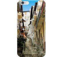 Antrodoco, Italy iPhone Case/Skin