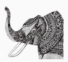 Allison Elephant One Piece - Short Sleeve