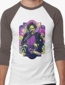 Leatherface  Men's Baseball ¾ T-Shirt