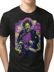 Leatherface  Tri-blend T-Shirt