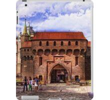 Barbican Cracow iPad Case/Skin