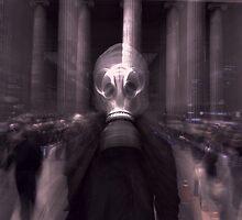 Gasmask Mirage by RogerWindmill