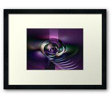 Eye for art Framed Print