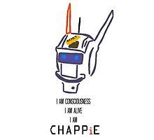 Chappie by rorkstarmason