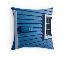 Number 73 Throw Pillow