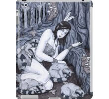 Gaze iPad Case/Skin