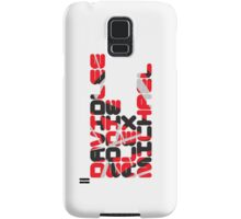 David Lee Eddie Alex Michael Samsung Galaxy Case/Skin