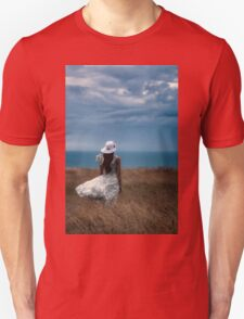 waiting for you Unisex T-Shirt