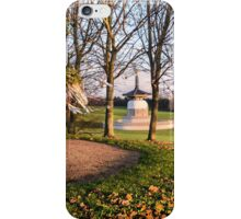 Peace in the Winter Sun iPhone Case/Skin