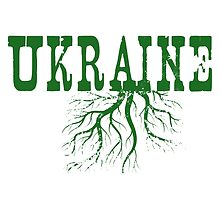 Ukraine Roots by surgedesigns