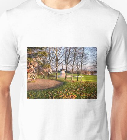 Peace in the Winter Sun Unisex T-Shirt