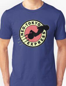 Neo-Tokyo Express Unisex T-Shirt