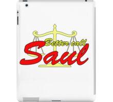 Better Call Saul - Logo iPad Case/Skin