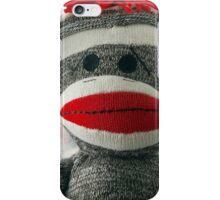 Sock Monkey iPhone Case/Skin