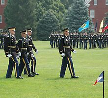 US ARMY 3d Infantry Regiment - The OLD GUARD - Pass in Review by John Michael