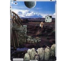 The Bath - surreal fantasy collage original iPad Case/Skin