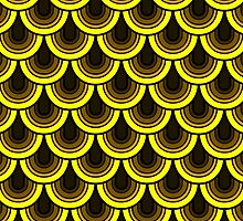 Pattern Retro Style by Medusa81