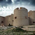 CHATEAU D'IF, MARSEILLE, FRANCE by Edward J. Laquale