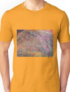 """Entanglement No.2"" original abstract artwork by Laura Tozer Unisex T-Shirt"