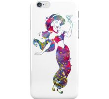 Jasmine Disney Princess Watercolor iPhone Case/Skin