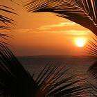 Sunset from Zanzibar by susannamike